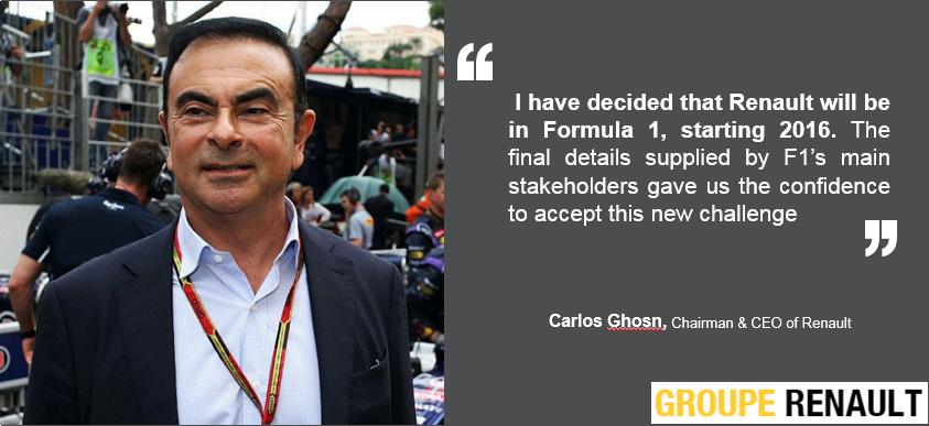 Re: Hilo oficial de Renault Formula uno team 2016.