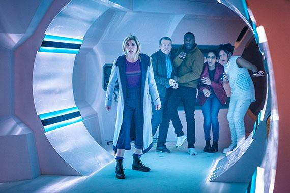 doctor who - comentarios t11